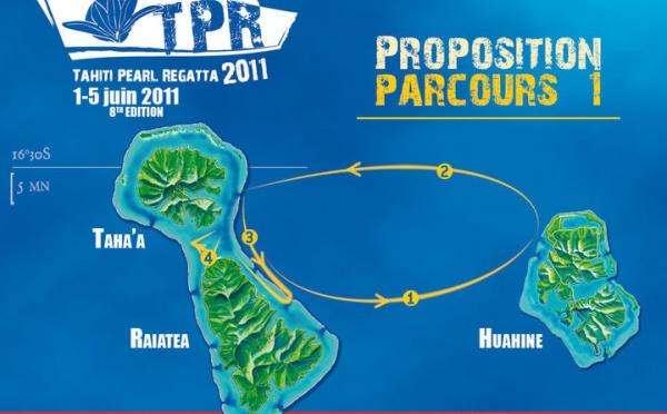 Tahiti Pearl Regatta: Le parcours de la prochaine course voté...sur Internet!