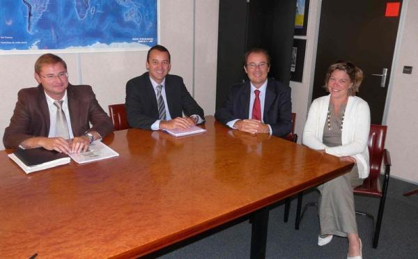 La recommandation stratégique d'ATOUT France  présentée fin octobre à Papeete