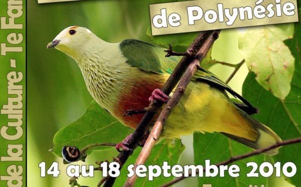 Manu fête ses 20 ans en 2010 et organise un Festival ornithologique