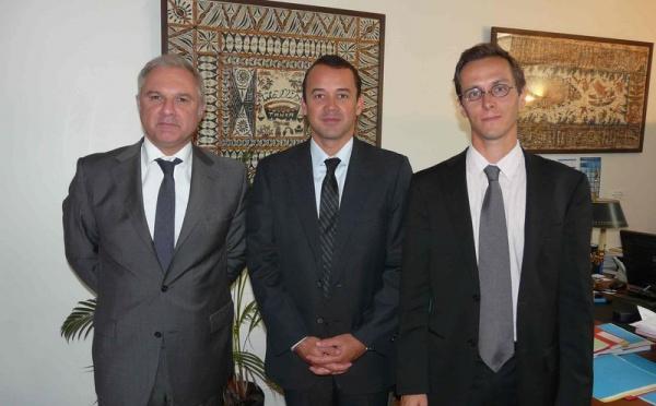 De nouveaux textes pour les visas et la participation de la Polynésie française à 2011, l'année de l'Outre-mer