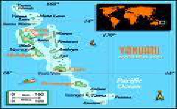Séisme de magnitude 6,2 entre Vanuatu et la Nouvelle-Calédonie