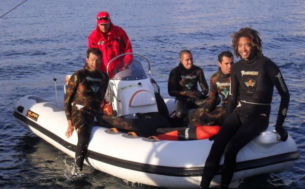 Retour sur les Mondiaux de pêche sous-marine à Slovinj – Croatie / Une bonne 6ième place pour notre sélection