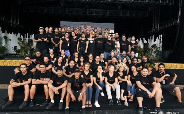"""Rencontre avec le staff de """"Te Fare Tauhiti Nui"""""""