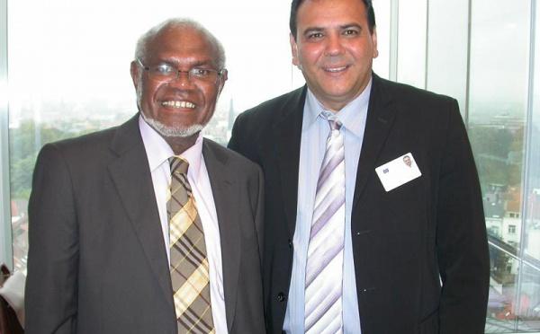 Moana Greig sollicite le soutien de Bruxelles pour développer le trilinguisme et la mobilité en Polynésie française