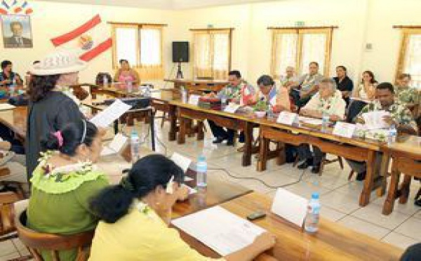 Le gouvernement à l'écoute de Taiarapu-Est