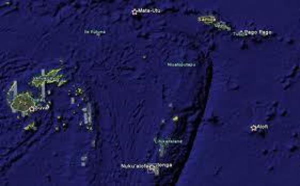 Flash d'Océanie : Séisme de magnitude 6,1 à l'Est de Tonga