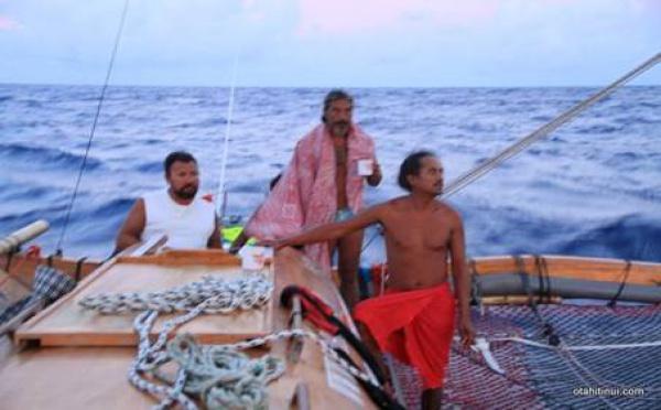 OTNF: Ils ont repris la mer