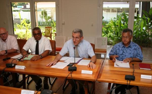 Installation du comité mixte Etat/Pays de lutte contre la fraude sociale et fiscale