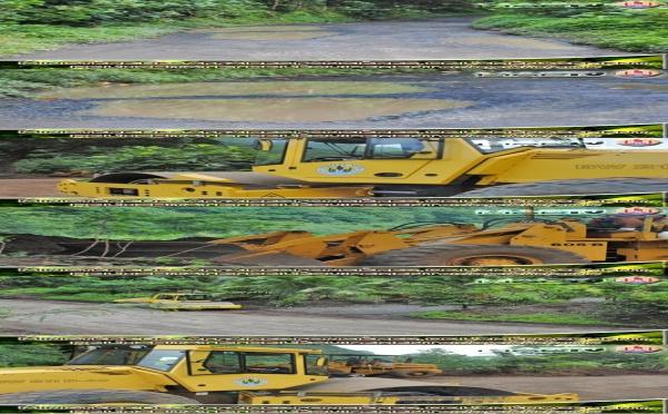 Bonne nouvelle pour les usagers de la Maroto: l'entretien de la route est en cours!