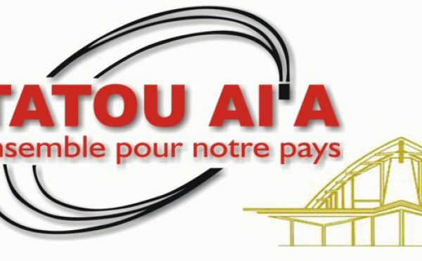 Interventions du To Tatou Ai'a à l'occasion du DOB