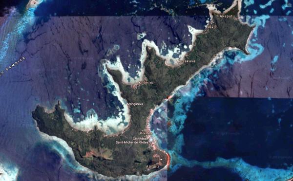Une femme disparue en mer à Rikitea (MàJ)