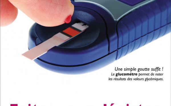 Stand d'information et de dépistage du diabète le 08/11/2010 au siège social de la CPS