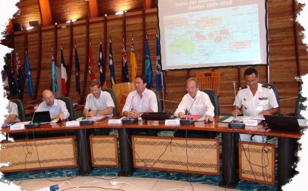Réunion plénière des partenaires de l'accord de FRANZ