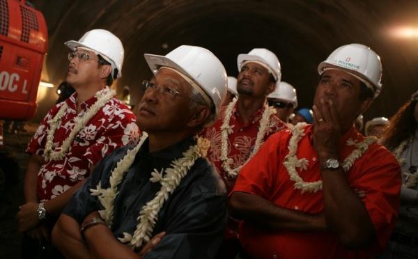 ARAHOHO: Le bout du tunnel, enfin !