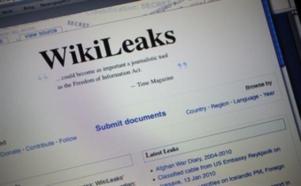"""Fuites de WikiLeaks: la Maison Blanche dénonce """"un crime grave"""""""