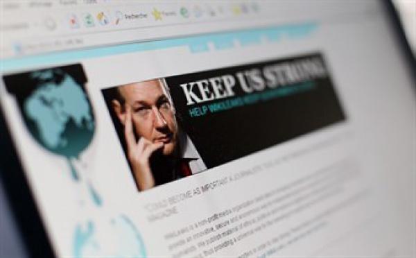 WikiLeaks publie une liste d'installations sensibles à protéger