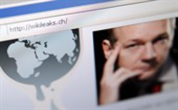 WikiLeaks: la Poste suisse a fermé le compte bancaire de Julian Assange