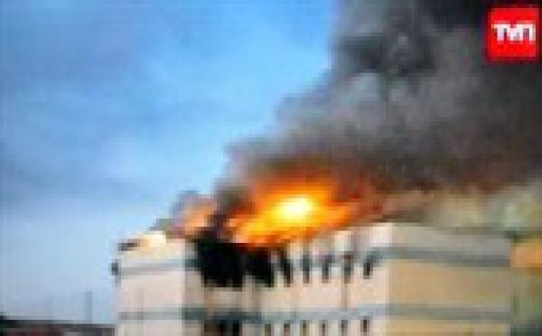 Chili: incendie dans la prison de Santiago, 83 tués, 21 blessés.