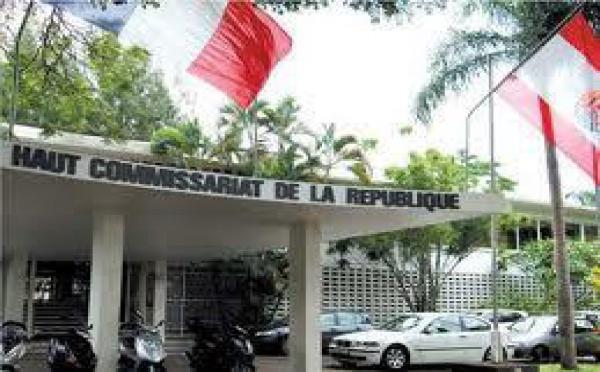 Haut-commisssariat de la République: Richard Didier succedera bientôt à Adoplhe Colrat.