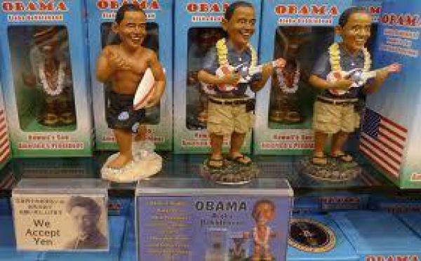 Plongée sous-marine pour Obama à Hawaii