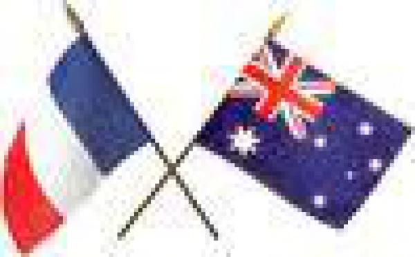 Relations franco-australiennes : le renforcement à l'ordre du jour