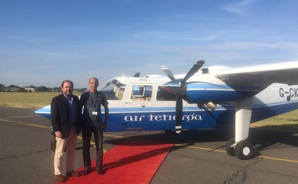 Un nouvel avion pour Air Tetiaroa