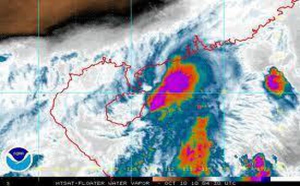 Formation d'un nouveau cyclone entre Tonga et la Nouvelle-Zélande