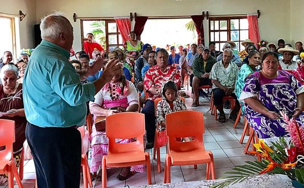 Foncier : le pays veut restituer 2100 hectares aux familles de Rurutu et Rimatara