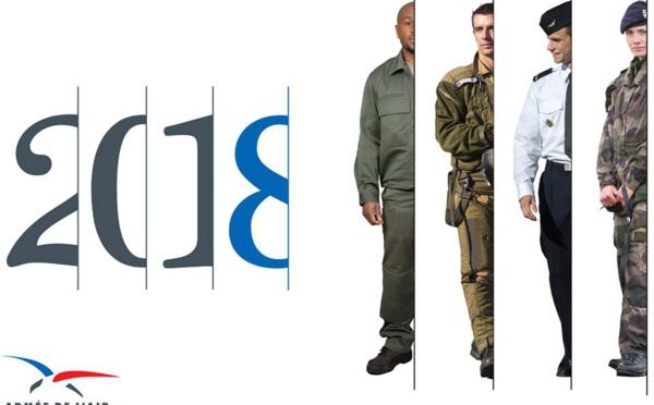 """L'armée de l'air recrute """"plus de 3 000 postes par an jusqu'en 2020"""""""