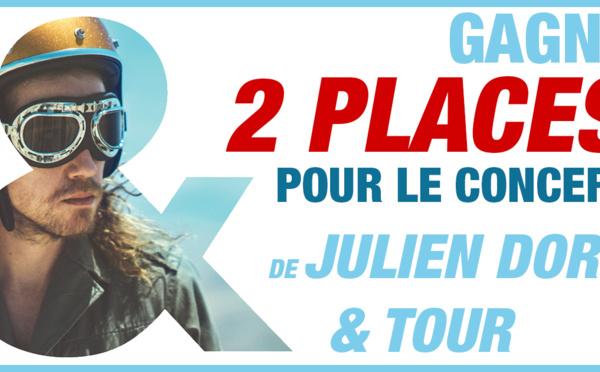 Jeu du 23 au 26 octobre :  Julien DORE TAHITI & TOUR