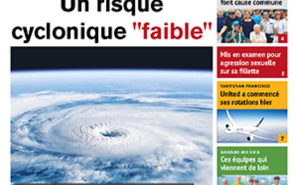 TAHITI INFOS N° 1274 du 31 octobre 2018