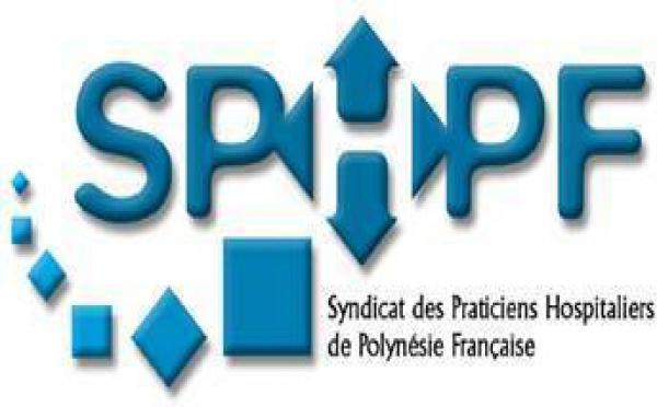 Communiqué  du Syndicat des Praticiens Hospitaliers de Polynésie française