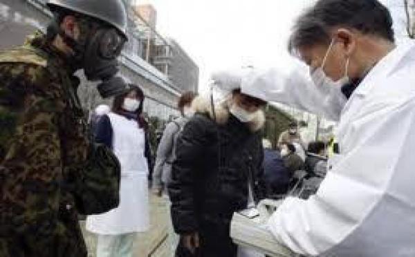 Nucléaire: en cas de contamination, l'iode et la douche
