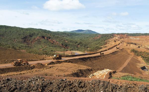 Nickel: Vale injecte 500 millions de dollars dans son usine de N-Calédonie
