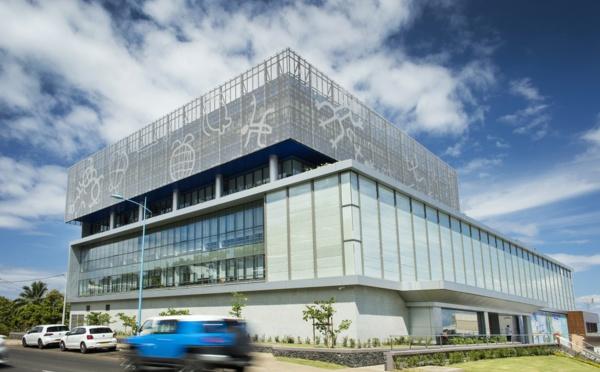 Tua Rata : l'OPT et Air Tahiti Nui inaugurent officiellement leurs nouveaux locaux