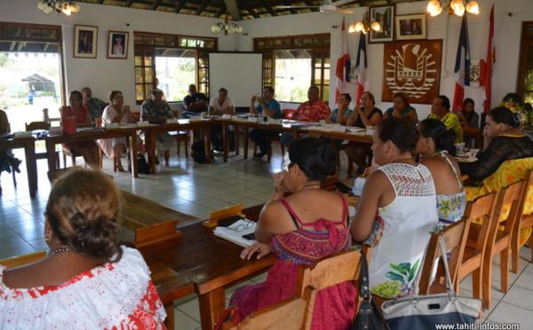 Comité de santé primaire : Papara se lance dans l'aventure