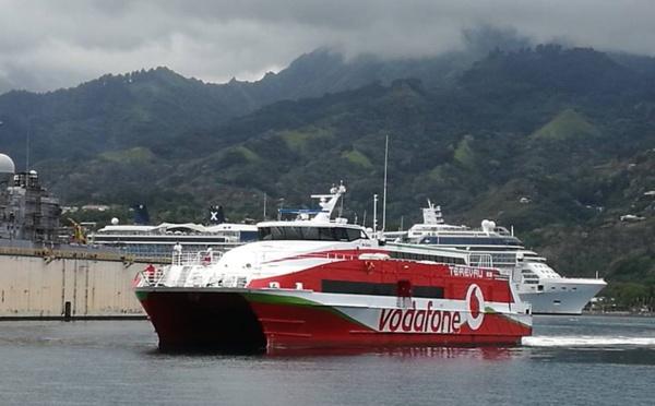 La société Terevau obtient la défisc' du Pays pour son deuxième ferry