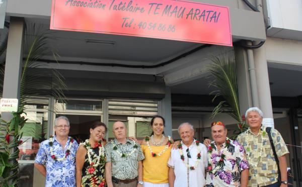 """L'association Te Mau Aratai aux côtés des """"majeurs vulnérables"""""""