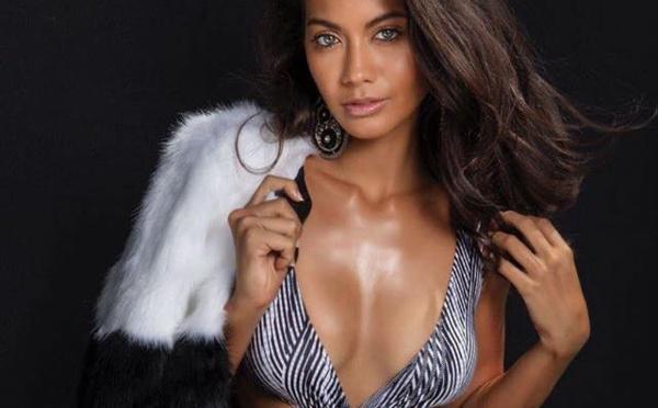 """Vaimalama Chaves va-t-elle briser """"la malédiction"""" des Miss Tahiti ?"""