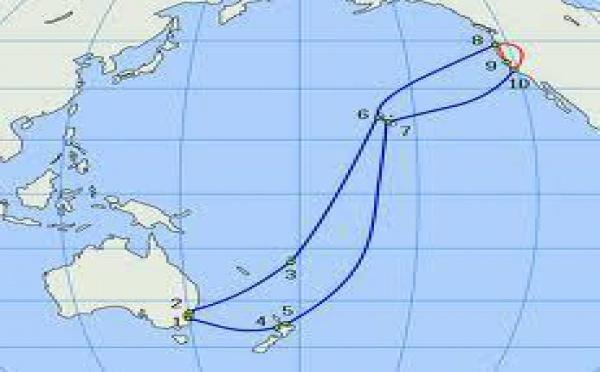 Vanuatu se raccorde au câble Southern Cross via Fidji