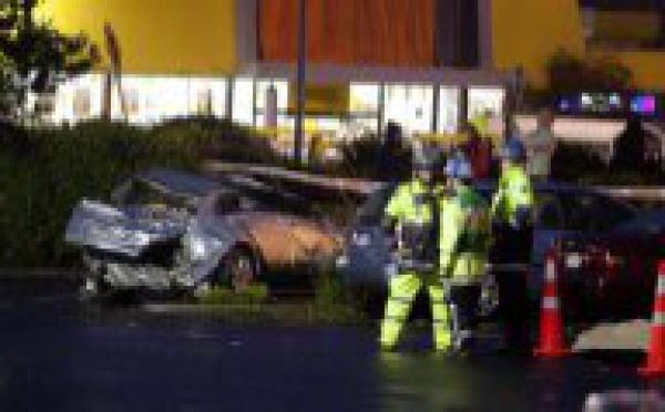 Tornade sur Auckland : un mort, plusieurs blessés