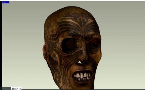 La Norvège restitue deux têtes Maori momifiées … juste avant la France