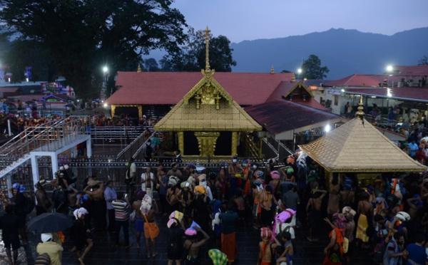 Inde: une troisième femme est entrée dans le temple de Sabarimala