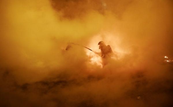 Un pompier entre la vie et la mort en Nouvelle-Calédonie