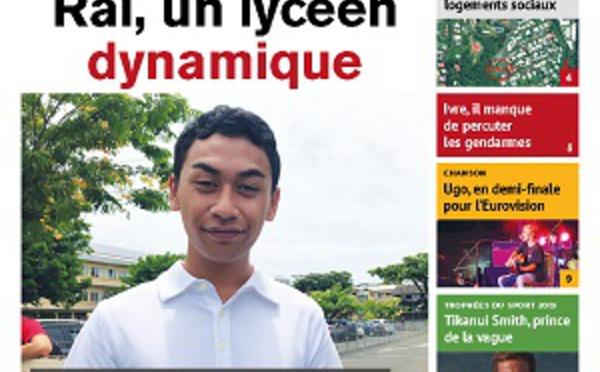 TAHITI INFOS N° 1324 du 15 janvier 2019