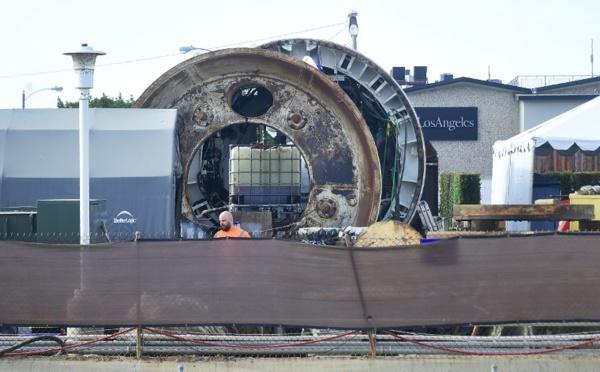 Le projet de train Hyperloop dans une phase opérationnelle aux Emirats en 2020
