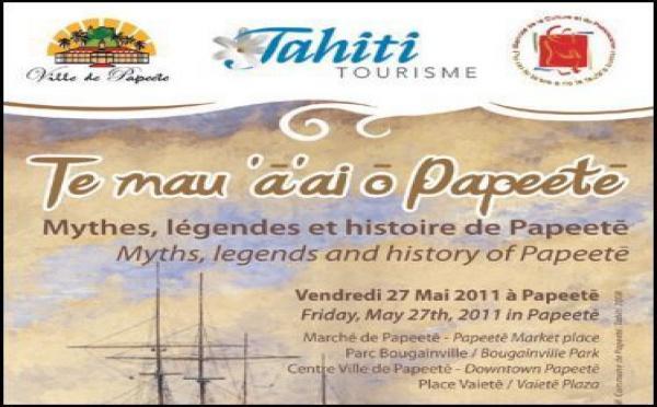 Le prochain Mahana Pae consacré aux mythes et légendes de Papeete