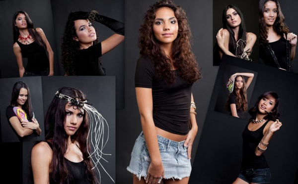 Concours Marylin Agency : les 23 sélectionnées prennent la pose