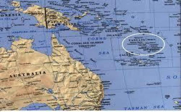 Le Vanuatu, petit Etat d'Océanie, reconnaît l'indépendance de l'Abkhazie