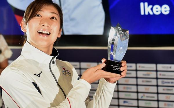 JO-2020 - La nageuse Ikee stoppée par la leucémie, le Japon sous le choc